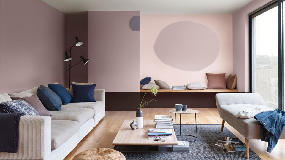 Heart Wood Dulux Colour Of The Year 2018 Cheshire Curtains